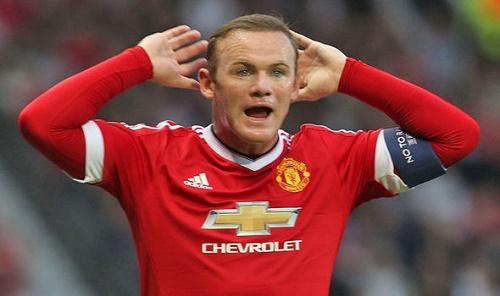 Rooney, M.U, Van Gaal