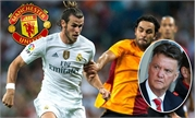 Van Gaal: Bale sẽ giúp M.U vô địch Ngoại hạng