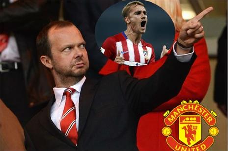 """Không về Anh, Ed Woodward tới Madrid săn """"bom tấn"""""""