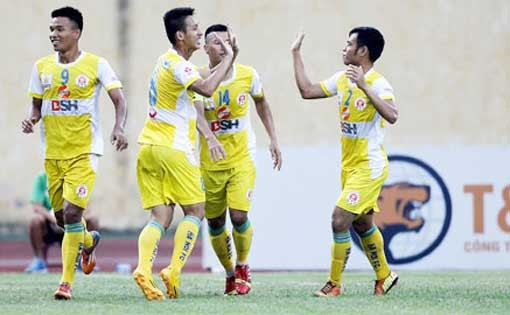 CLB.HN, thăng hạng, V-League