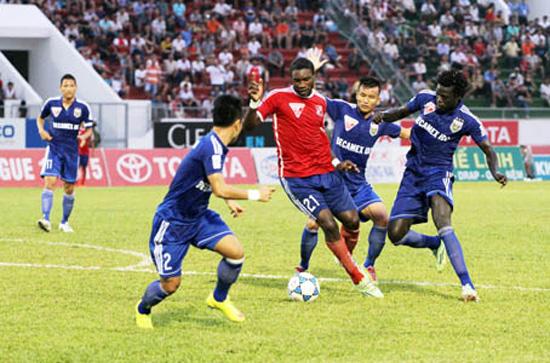 B.BD, Đồng Nai, V-League