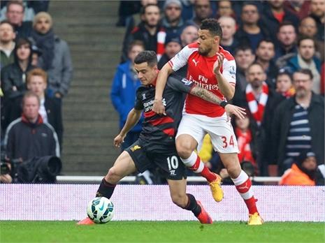 Arsenal – Liverpool: Ma trận trung tâm