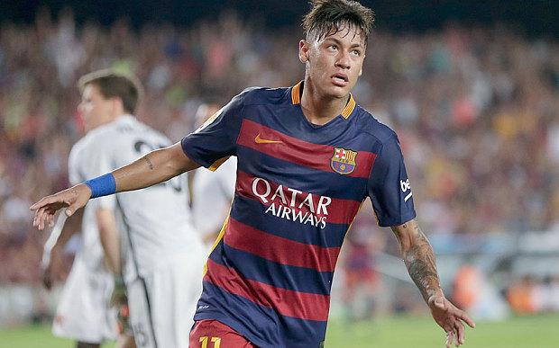 Neymar, Barca, Brazil, M.U