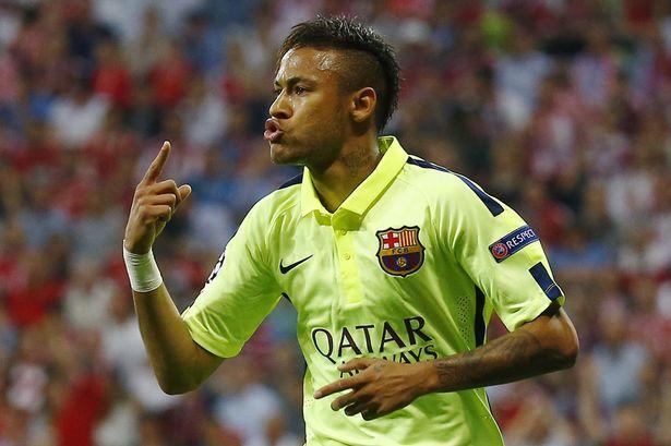 Neymar, Barca, M.U