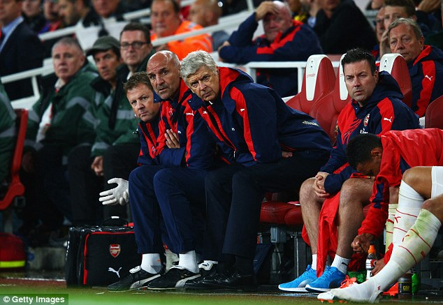 Wenger, Arsenal, Liverpool
