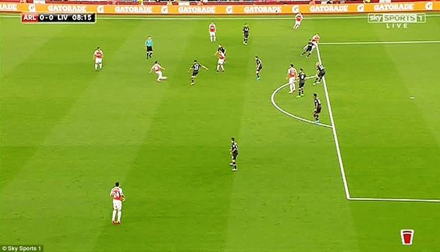 Emirates, Arsenal, Liverpool, Wenger, Cech