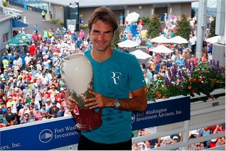 Xếp hạng hạt giống US Open: Thời cơ cho Federer