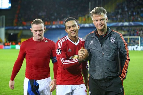 Van Gaal, Barca, Bayern, M.U