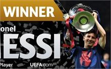 Lên đỉnh châu Âu, Messi chờ thêm bóng vàng