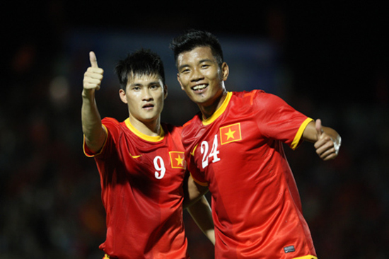 Hải Anh, Công Vinh, Đồng Nai, V-League, HAGL