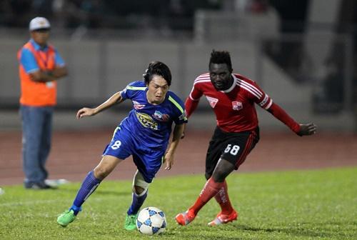 HAGL, Công Phượng, Tuấn Anh, Đồng Nai, V-League
