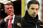 Gary Neville: 'M.U phải mua tiền đạo & giữ De Gea'
