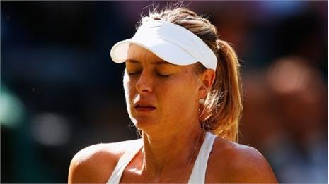 Sharapova bất ngờ rút lui khỏi US Open