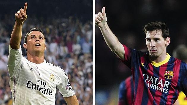 La Liga, Messi, Ronaldo, Real Barca