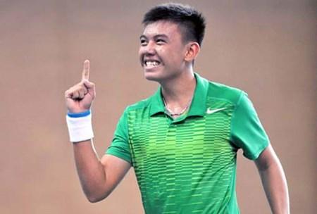Lý Hoàng Nam nhảy vọt, tăng 255 trên BXH ATP