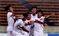 Xem U19 Việt Nam hạ Myanmar giành vé bán kết
