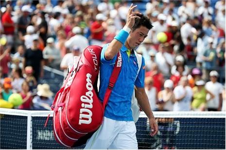Địa chấn ngày khai màn US Open: Nishikori bật bãi