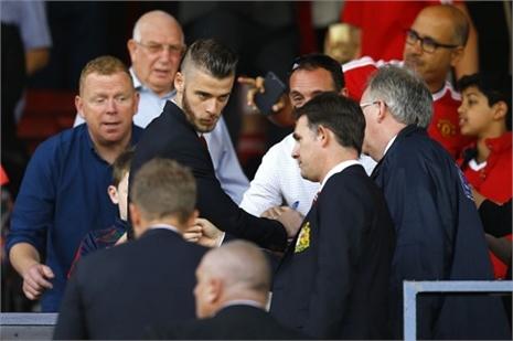 Nóng: FIFA vào cuộc vụ De Gea