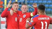 Thắng hủy diệt, Anh giành vé đến EURO 2016