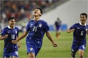Cầm hòa Iraq, Thái Lan tiếp tục đứng đầu bảng F