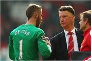 Làm lành với Van Gaal, De Gea trở lại khung gỗ M.U