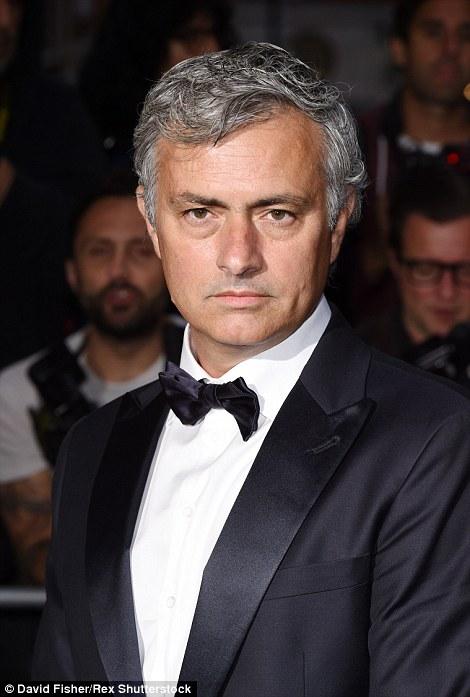 Con gái, Chelsea, Mourinho
