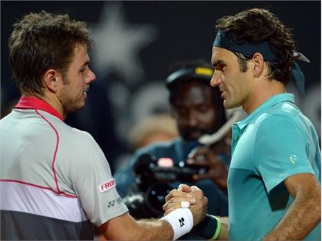 Federer 'đại chiến' Wawrinka ở bán kết