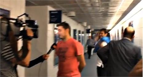 Federer 'phá đám' Wawrinka trước đại chiến