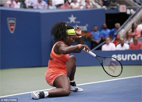 Serena Williams vỡ mộng giành Golden Slam