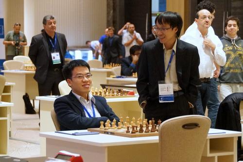 Vitiugov, Lê Quang Liêm, World Cup