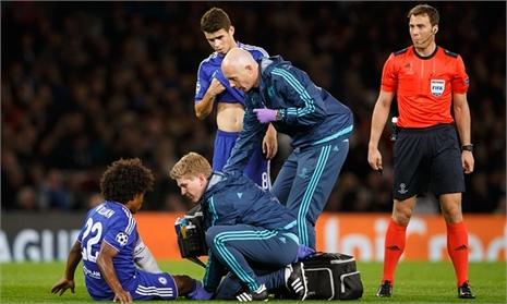 Cơn đau đầu mới của Mourinho