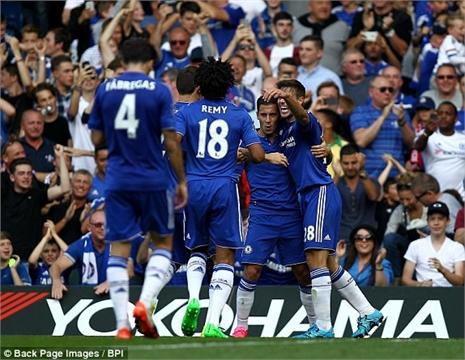 Highlights: Chelsea 2-0 Arsenal