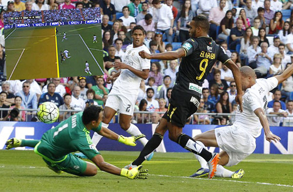 Real Madrid, Ronaldo, CR7, Benitez
