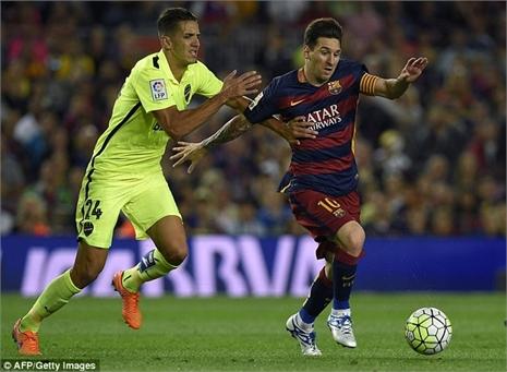 Vòng 5 La Liga: Cạm bẫy chờ Barca