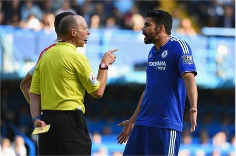 Chelsea đau lòng vì án phạt của Diego Costa