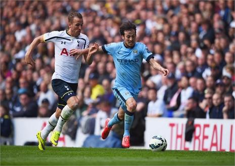Đá quá bốc, Tottenham vùi dập Man City 4-1
