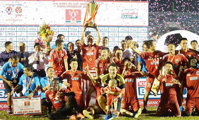 B.BD, vô địch, Cúp Quốc Gia, Công Vinh, Mai Đức Chung
