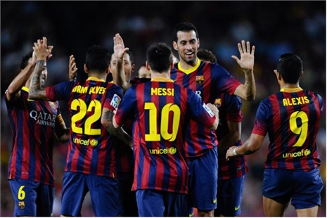 Nóng: Barca sắp bị loại khỏi La Liga