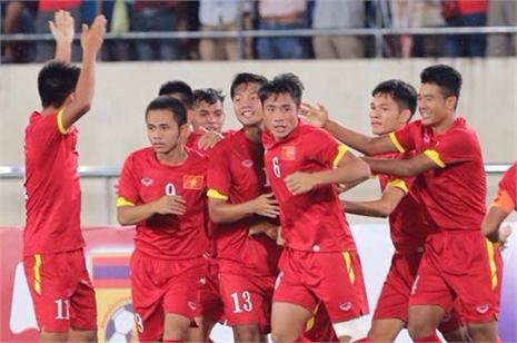 U19 Việt Nam đè bẹp Hồng Kông ở vòng loại châu Á