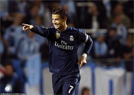 Ronaldo nói gì trong ngày chạm hai kỷ lục?