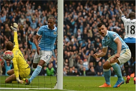 Highlights: Man City 6-1 Newcastle