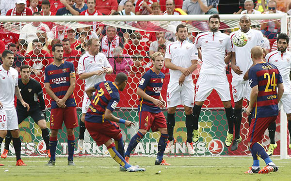 Messi, Barca, Neymar, Enrique
