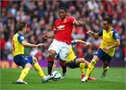 Arsenal 3-0 M.U: Quỷ đỏ dồn lên tìm bàn gỡ (H2)