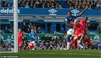 Everton bất phât thắng bại với Liverpool