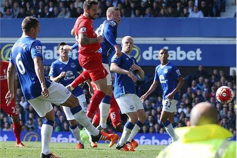 Highlights Premier League: Everton 1-1 Liverpool