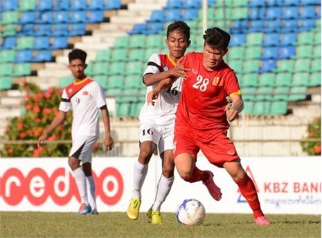 Hạ Myanmar, U19 Việt Nam giành vé dự VCK châu Á
