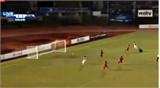 Đức Chinh ghi bàn thắng duy nhất cho U19 Việt Nam