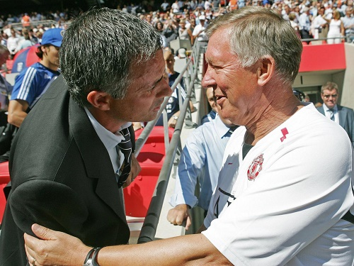 Mourinho: Sir Alex không thể gạ tôi đến