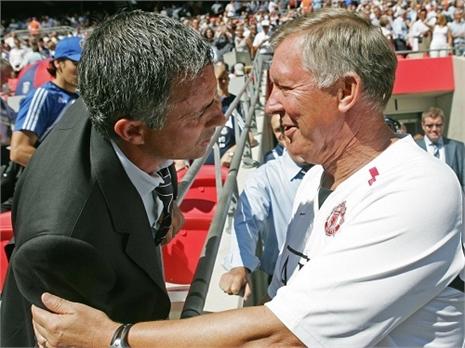 Mourinho: 'Sir Alex không thể gạ tôi đến M.U'