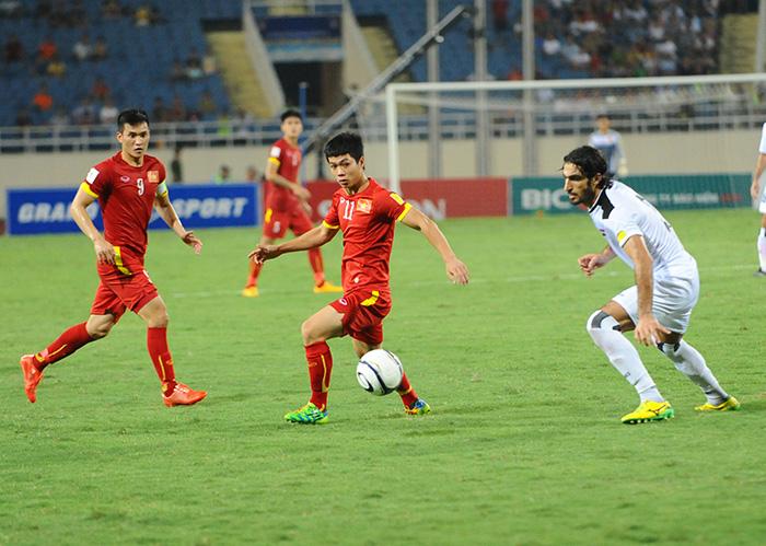 ĐTVN 1-0 Iraq: Công Vinh lên tiếng